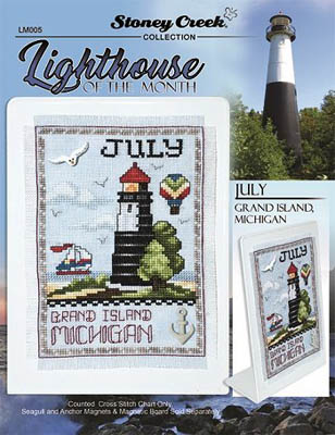 Lighthouse Of The Month - July